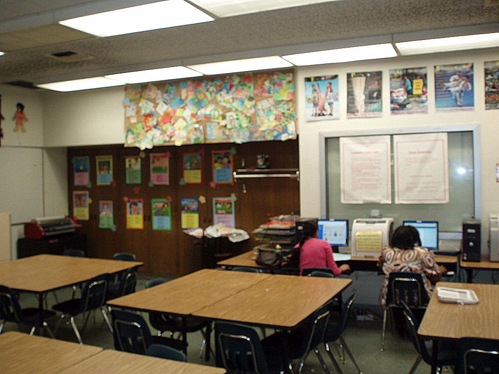 Teacher Resource Room @ El Camino College