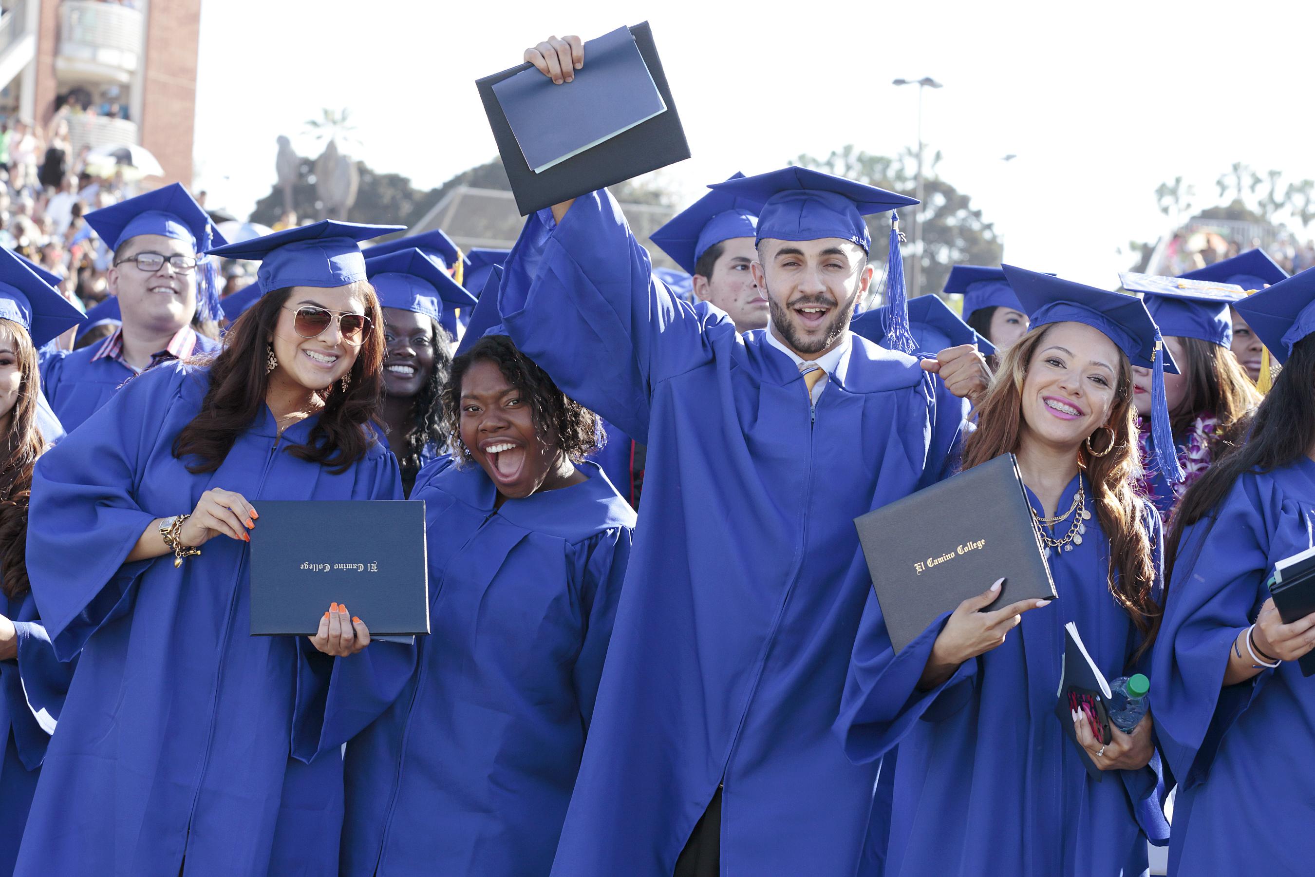 Graduation @ El Camino College